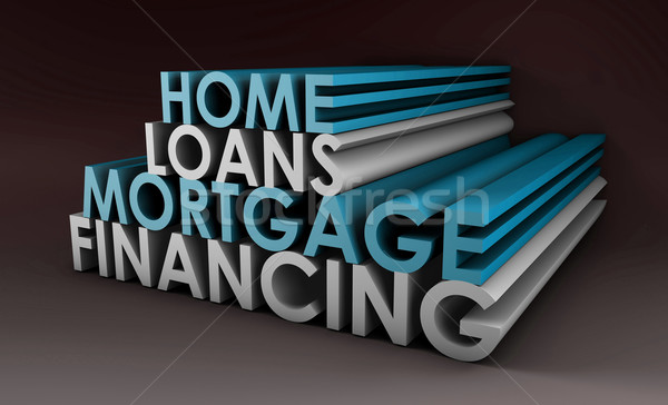Home Loans Stock photo © kentoh