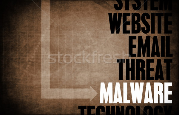 Malware Stock photo © kentoh