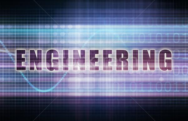 Engineering Stock photo © kentoh