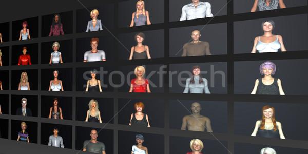 знакомства сайт применение различный пользователь аннотация Сток-фото © kentoh