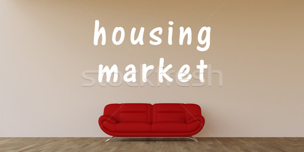 Housing Market Stock photo © kentoh