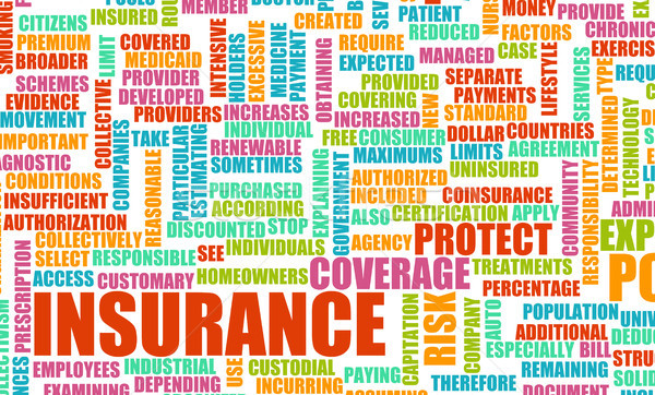 Health Insurance Stock photo © kentoh