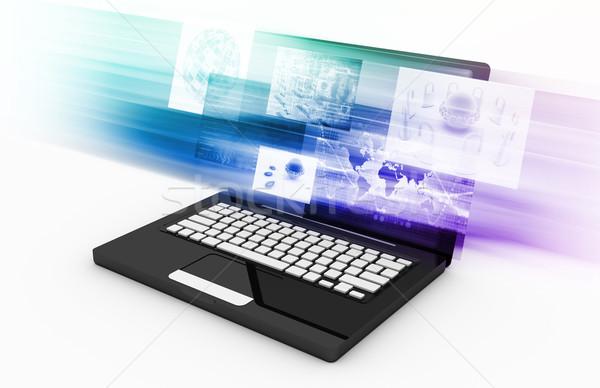 E-Commerce Stock photo © kentoh