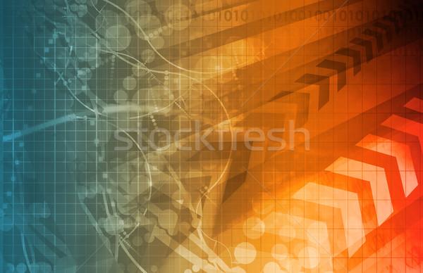 Stock fotó: Szár · sejt · kutatás · új · tudomány · módszer