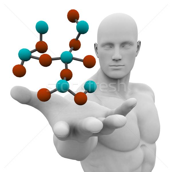 Medical Engineering Abstract Stock photo © kentoh