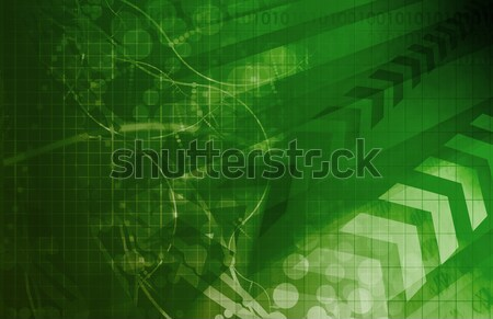 Business Technologies Stock photo © kentoh
