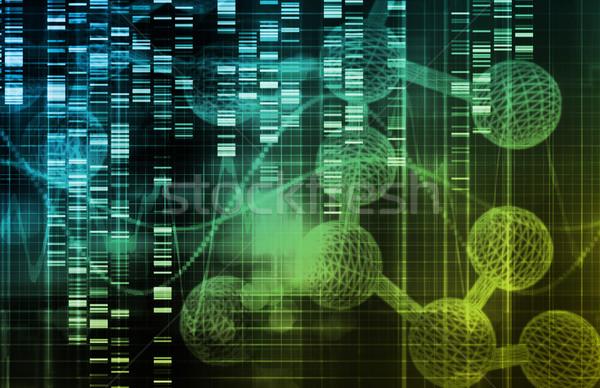 науки исследований прорыв бизнеса здоровья фон Сток-фото © kentoh