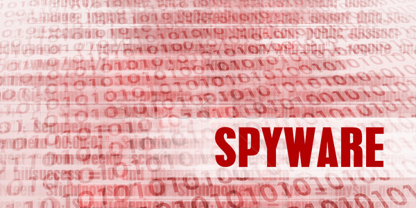 Spyware Alert Stock photo © kentoh