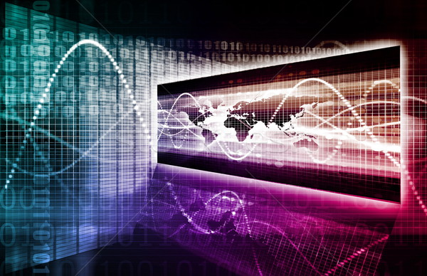 Software Security Stock photo © kentoh