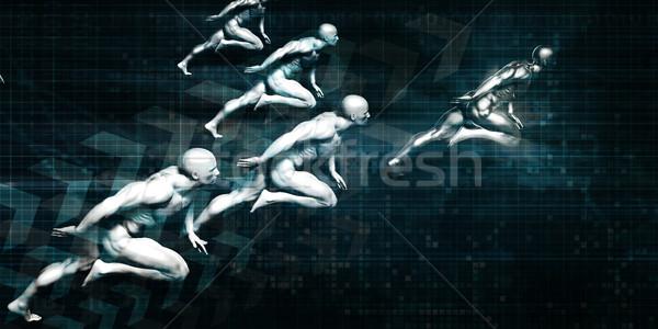 Web Analytics Stock photo © kentoh