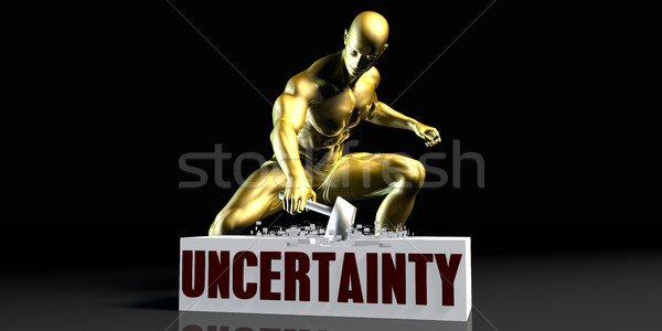 Uncertainty Stock photo © kentoh