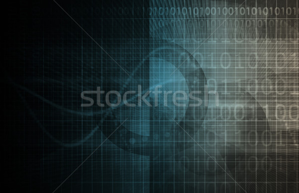 Online Background Stock photo © kentoh