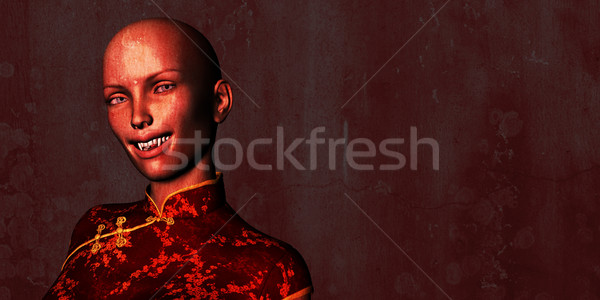 Horror Background Stock photo © kentoh