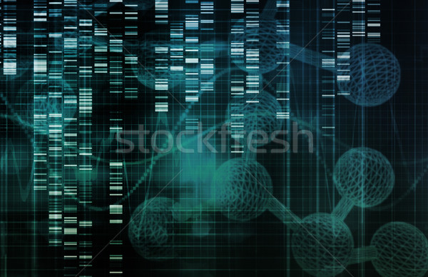 Genetic Engineering Stock photo © kentoh