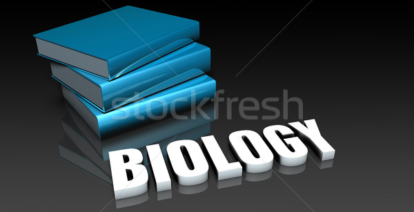 Biology Stock photo © kentoh