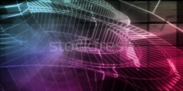 ビジネス 管理 ソフトウェア 抽象的な アイデア デジタル ストックフォト © kentoh