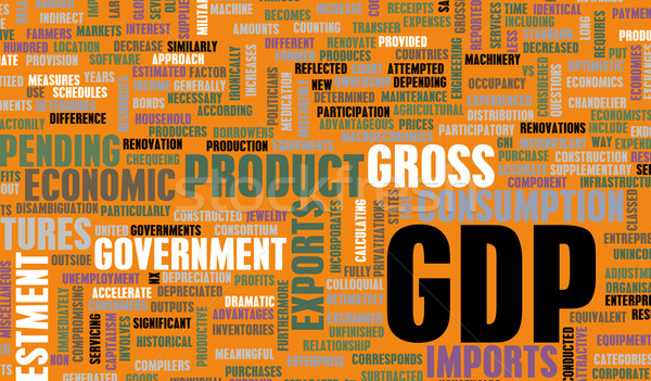 GDP Stock photo © kentoh