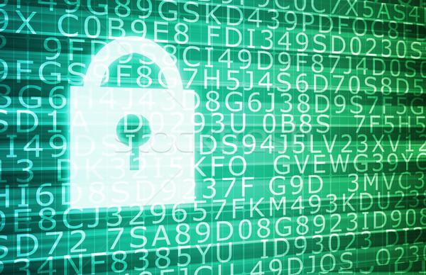 Technology Security Stock photo © kentoh