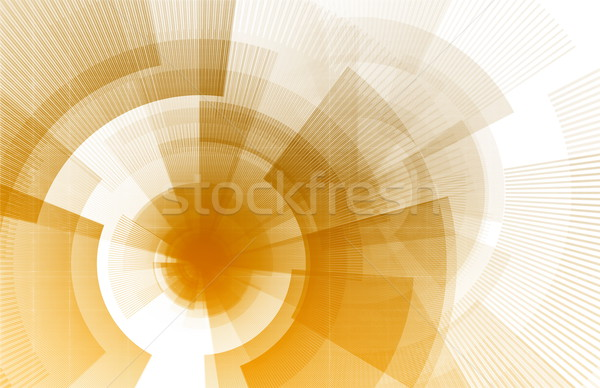 Business Portal Stock photo © kentoh