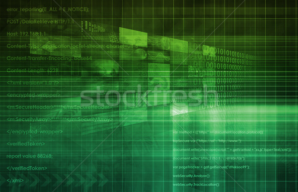 Competitor Industry Analysis Stock photo © kentoh