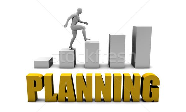 Planning Stock photo © kentoh