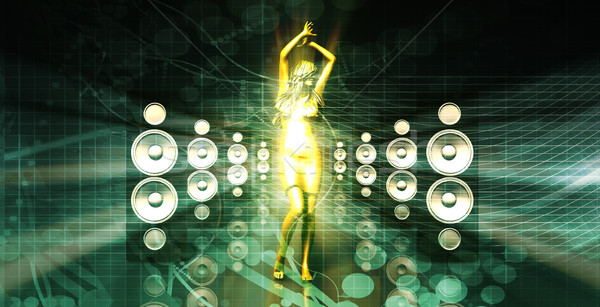 Entertainment Technology Stock photo © kentoh