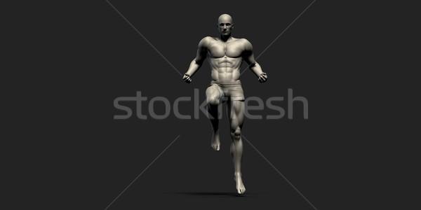 Fitness Tracking Stock photo © kentoh