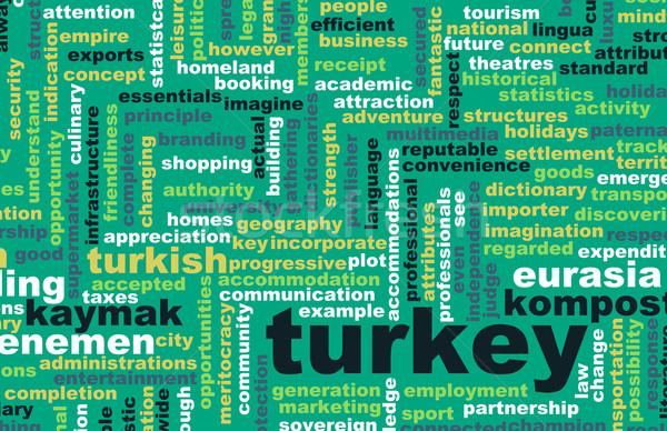 Turkey Stock photo © kentoh