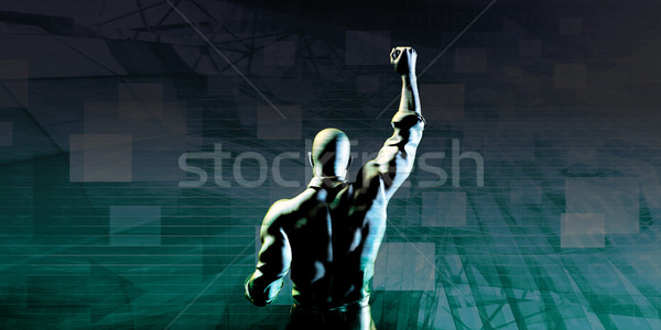 Foto d'archivio: Uomo · successo · business · imprenditore · industria