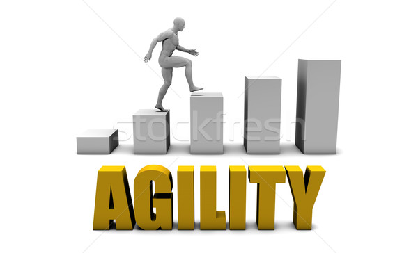 Agility Stock photo © kentoh
