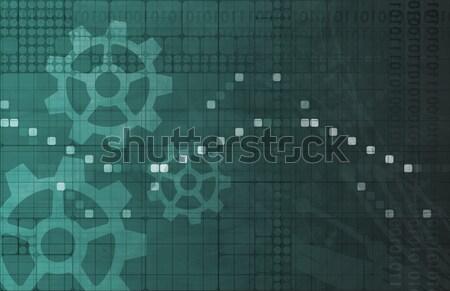 Software Stock photo © kentoh