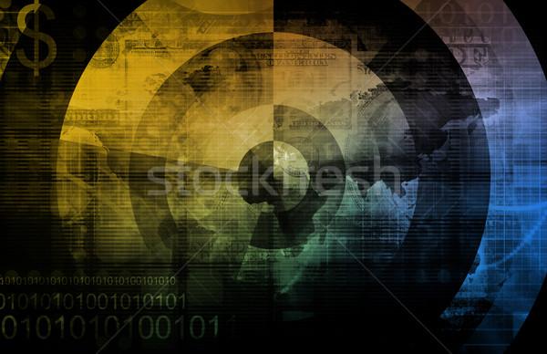 Orvostudomány modern technológia orvosi ipari vállalati Stock fotó © kentoh