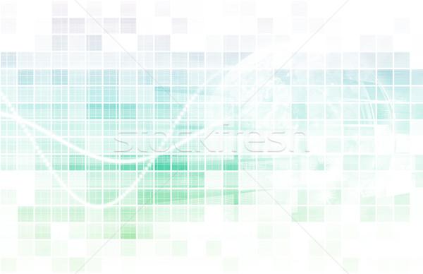 Digital Communication Stock photo © kentoh