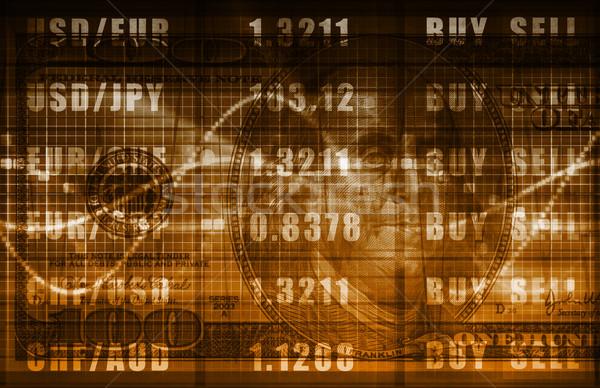 Investment Stock photo © kentoh