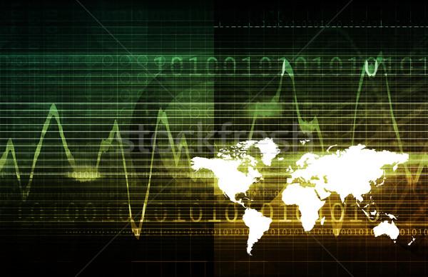 Stock photo: International Trade