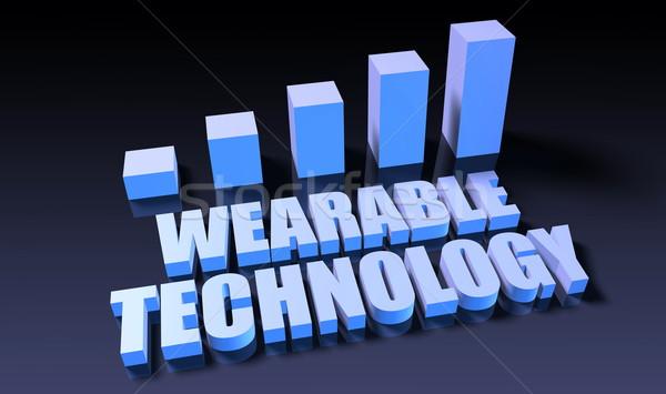 Wearable technology Stock photo © kentoh