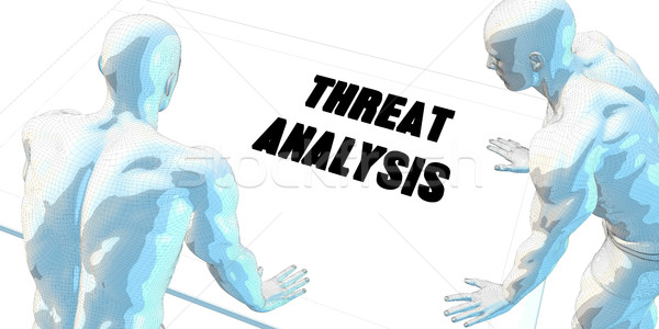 Threat Analysis Stock photo © kentoh