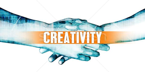 Creativity Stock photo © kentoh