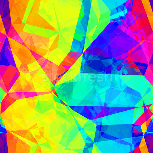 Colorful Crystal Background Stock photo © kentoh