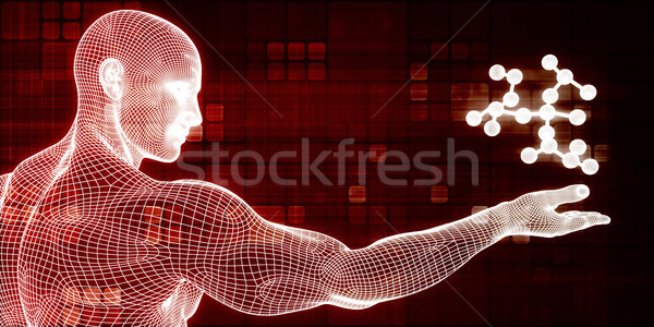 Science and Technology Stock photo © kentoh