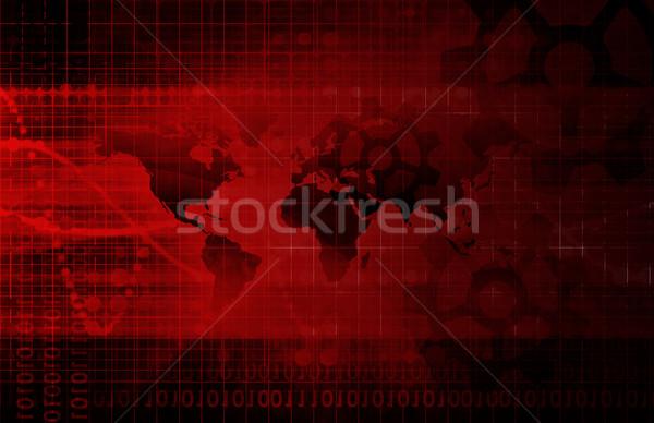 Global Crisis Stock photo © kentoh