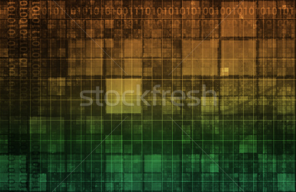 Technology Concept Stock photo © kentoh
