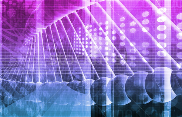 Medical Genetics Stock photo © kentoh