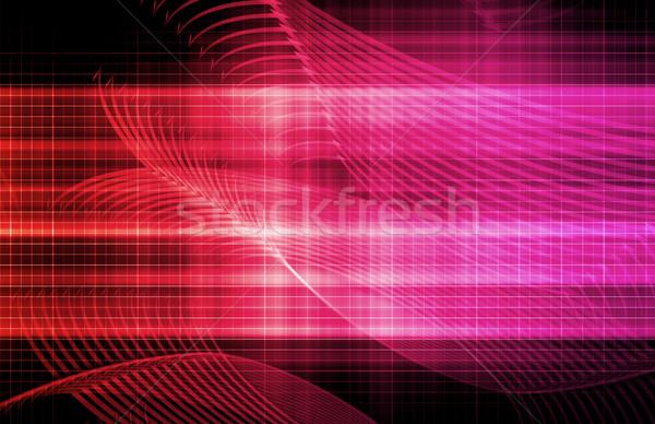 Computer Background Stock photo © kentoh