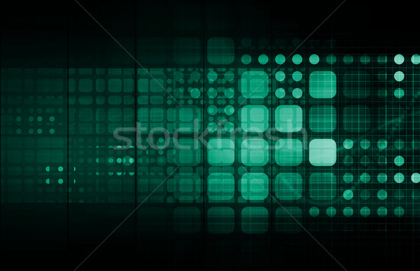 Network Monitoring Stock photo © kentoh