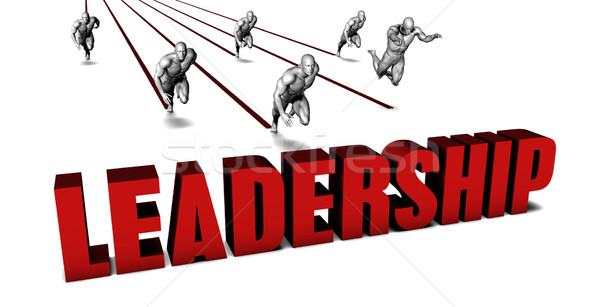 Better Leadership Stock photo © kentoh