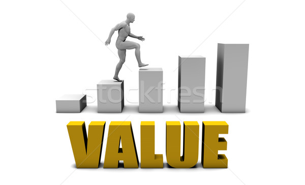 Value Stock photo © kentoh