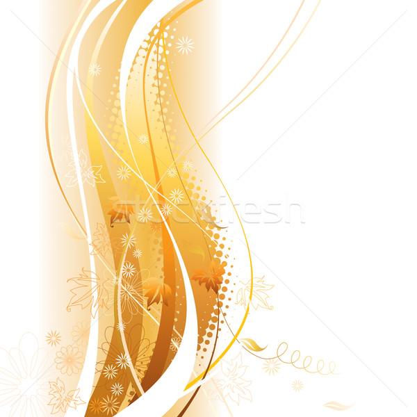秋 秋 フローラル コピースペース 花 デザイン ストックフォト © keofresh