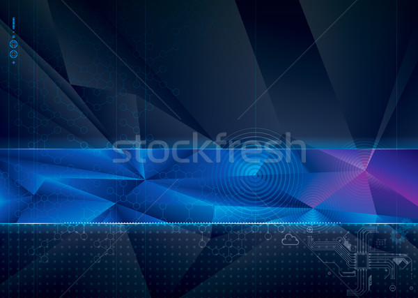 Technical Background.  Stock photo © keofresh