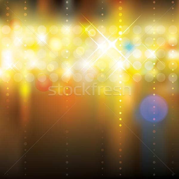 抽象的な 照明 光 ストックフォト © keofresh
